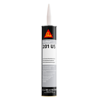 SIKAFLEX-201 POLYURETHANE SEALANT 300 ML CARTRIDGE GRAY