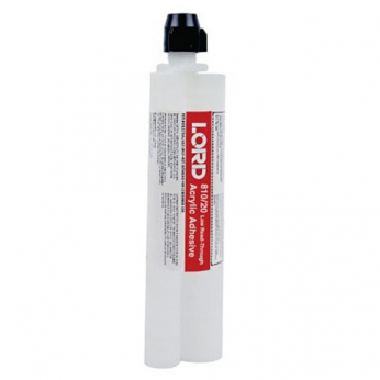 LORD 810/20GB LRT ACRYLIC ADHESIVE GRAY 400 ML CARTRIDGE