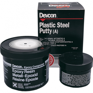 DEVCON PLASTIC STEEL PUTTY (A) PX10120