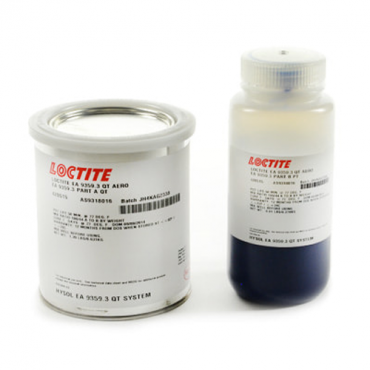 LOCTITE EA 9359.3 AERO EPOXY ADHESIVE PASTE QUART KIT