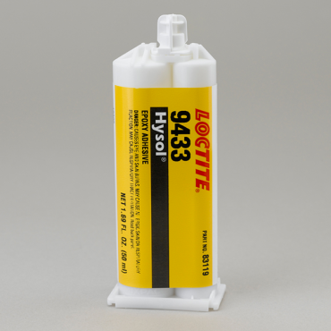 LOCTITE HYSOL 9433 EPOXY RESIN 50ML DUAL CART LT398462