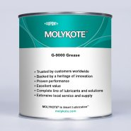 MOLYKOTE G-9000 HIGH TEMPERATURE GREASE 1 KG CAN