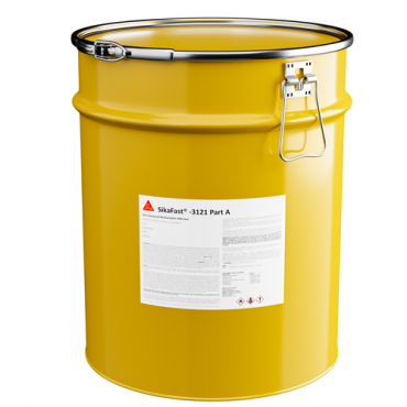 SIKAFAST-3121 STRUCTURAL METHACRYLATE ADHESIVE 45 GALLON (170.3 L) DRUM PART A