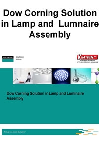 Dow Solutions in Lamp and Luminaire Assembly