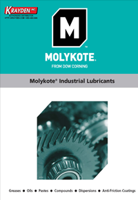 Dow Corning Molykote Industrial Lubricants Selection Guide