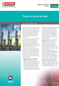 Dow Corning Power Utilities Grease Solutions Brochure