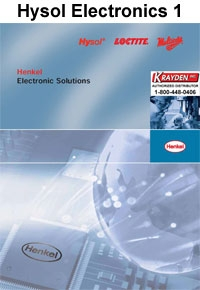 Dow Corning Product Guide Electronics Solutions Brochure