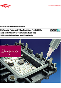 Dowsil Silicone Adhesives and Sealants for PCB and System Assembly