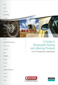 Dow Corning Brand Transportation Selector Guide