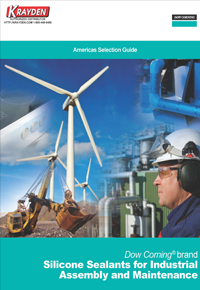 Dow Corning Silicone Sealants for Industrial Assembly Selection Guide Brochure