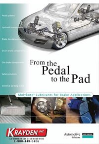 Dow Corning Molykote From Pedal to the Pad Brochure