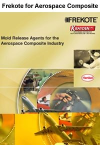 Mold Release Agents for the Aerospace Composite Industry Brochure