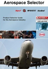 Product Selector Guide for the Aerospace Industry