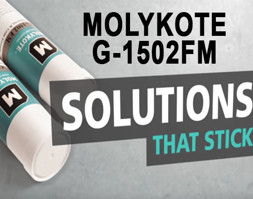 Molykote G-1502FM Bearing and Gear Grease