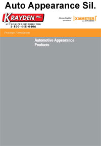 Formualtions for Automotive Appearance Products
