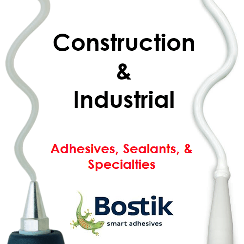 Bostik Construction and Industrial Adhesives