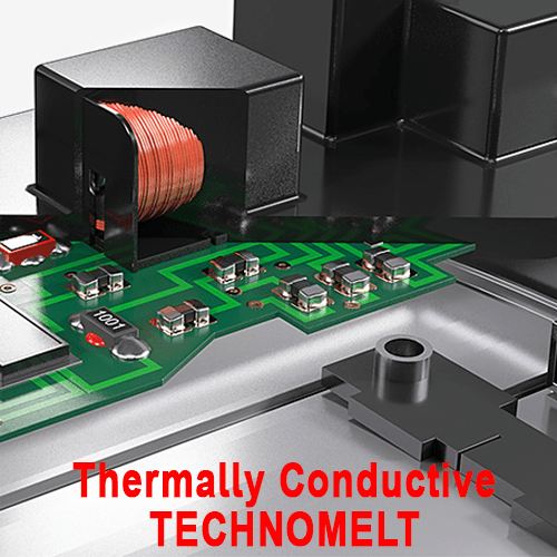 Technomelt Thermally Conductive Material