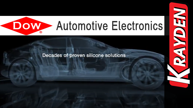 DOW Silicone Materials for Transportation Electronics