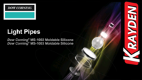 Light Pipe Moldable Silicone from Dow Corning