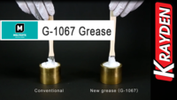 Molykote G-1067 Grease: Stringiness Test