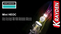 High Efficiency Optical Coupler Moldable Silicone From Dow Corning