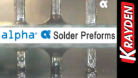 Alpha Solder Products Increase Solder Volume