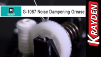 Molykote G-1067 Grease Noise Test