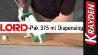 LORD-Pak 375 ml Manual Dispensing Gun: Instructional Video
