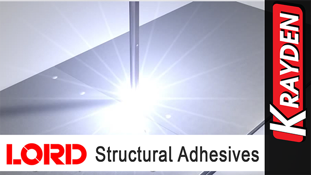 LORD Structural Adhesives vs Fastening, Welding, and Riveting