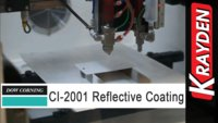 Dow Corning CI-2001 Reflective Coating Application Tutorial